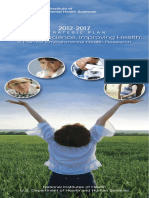 Niehs 20122017 Strategic Plan Frontiers in Environmental Health Sciences Trifold 508
