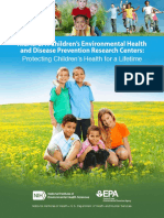 Niehsepa Childrens Environmental Health and Disease Prevention Research Centers 508