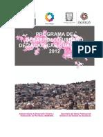 Programa de Desarrollo Urbano Zacatecas-guadalupe