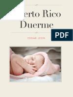 Puerto Rico Duerme