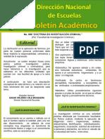 Boletin Academico No. 098 Doctrina en Investigacion Criminal (1)