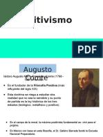 Positivismo - Metodología de Las Ciencias sociales y Humanas