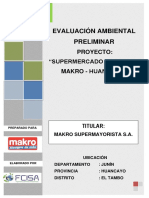 Evap - Makro Huancayo