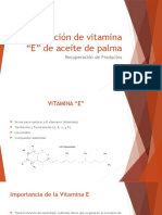 Extraccion de Vitamina e Diapositivas