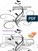 Managementul Calitatii -carne de pasare
