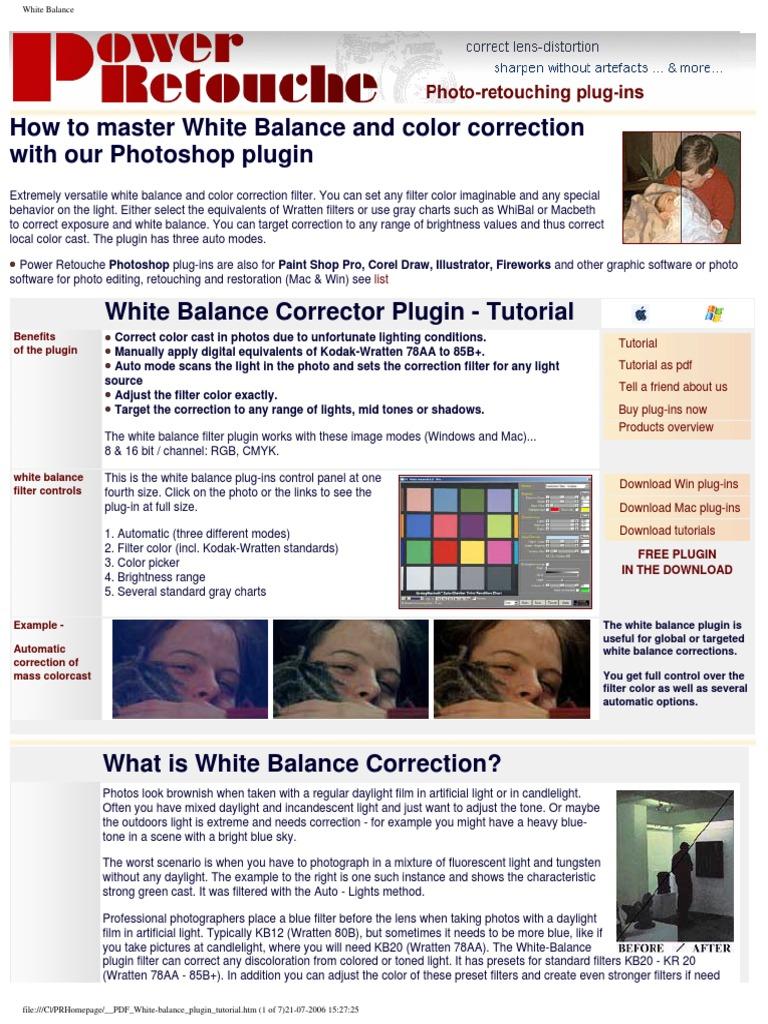 Kodak Plugin For Mac