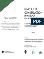 Simplified Construction Handbook