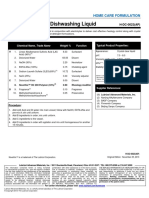 H-DC-0023(AP) Economy Manual Dishwashing Liquid