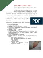Infeccion de Piel y Partes Blandas