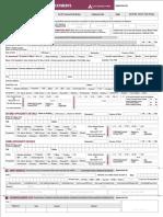 Axis Mutual Fund - Lumpsum Form
