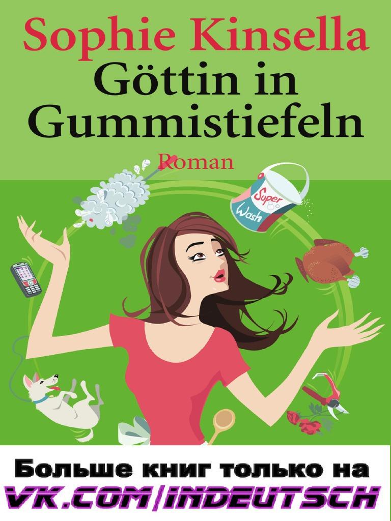 Kinsella, Sophie   Göttin in Gummistiefeln   PDF