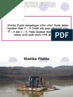 (2) Statika Fluida