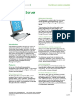 Enterprise Server Specification Sheet