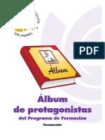 Album Protagonist as 2015