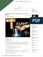 CiantParticles