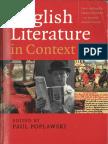 English Literature in Context