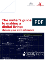 The Writer's Guide to Making a Digital Living