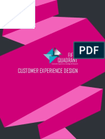 Fifth Quadrant Customer Experience Design Brochure