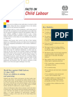 Fact Sheet Child Labour