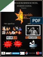 prarambh poster