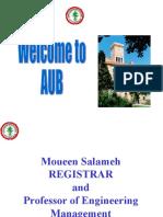 Registrar Presentation Fall0607
