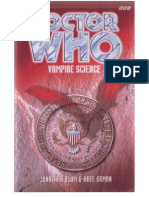 Dr. Who - The Eighth Doctor 02 - Vampire Science