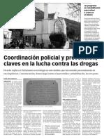 160329 La Verdad CG- Coordinación Policial y Prevención, Claves en La Lucha Contra Las Drogas p.7