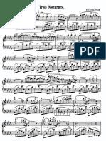 Chopin - Nocturne in B-flat Minor
