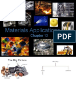 Ch13 Materials Applications