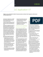 OpenScape UC Application