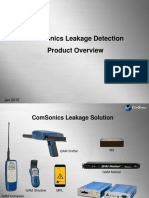 ComSonics Product Overview 2-2015