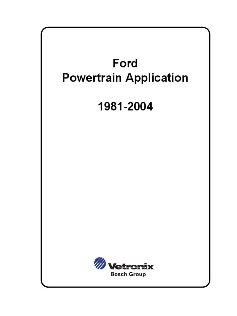 Ford Powertrain
