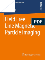 Field Free Line Magnetic Particle Imaging (2014)