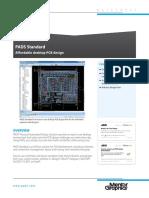 Datasheet PADS-Standard 5