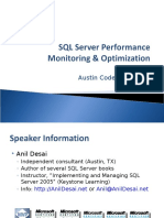 SQL Server Performance Monitoring & Optimization.ppt