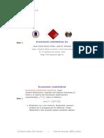 Ecuaciones constitutivas suelos