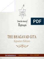 The Bhagavad Gita - Signature Edition