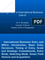 IB-Unit-III