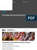 The Indian Oil Gas Industry_2013