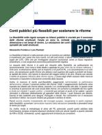 20160329 - Flessibilità Di Bilancio (CsC)