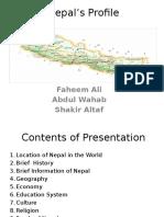 Nepal PPT