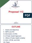 Mayor Hogsett Proposal