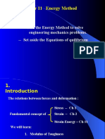 Chapter 11 Energy Methods