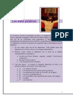 Meditacion- Las Siete Palabras de Jesus en La Cruz
