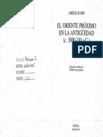 Kuhrt a ElOrienteProximoAntiguedad Vol 2