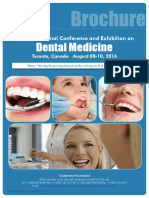 11th International Conference and Exhibition on Dental Medicine(CME Accredited)
