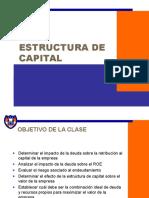 5. Estructura de Capital (VL13)