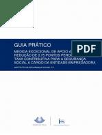 MEAE Red Taxa Contributiva Cargo Ent Empregadora