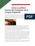 Daniel Mecca - Todo Idioma Es Politico