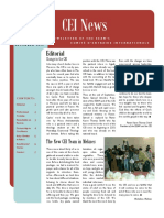 2015 CEI Newsletter English